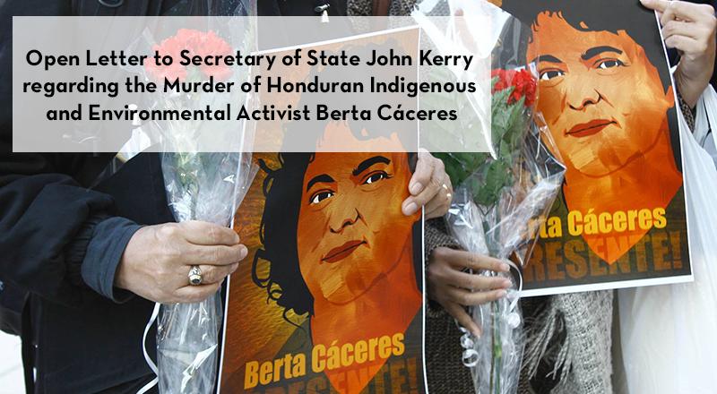 Berta Letter Banner